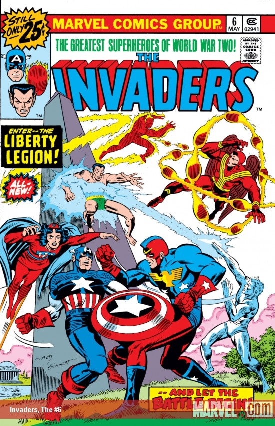 Invaders, The #6