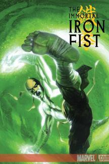 Immortal Iron Fist #1  (Director's Cut)