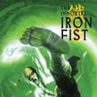 IMMORTAL IRON FIST (2008) #1 (DIRECTOR'S CUT) COVER