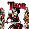 Thor (2007) #614 (WOMEN OF MARVEL VARIANT)
