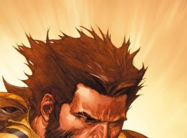 WHAT IF? WOLVERINE: FATHER cover by Leinil Francis Yu