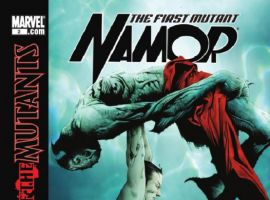 NAMOR: THE FIRST MUTANT #2 cover by Jae Lee