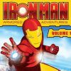 Iron Man Armored Adventures Vol. 1 (DVD)