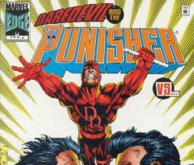 The Punisher (1995) #4 cover by Tom Lyle