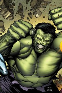 Incredible Hulks Annual #1
