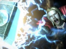 Thor: God of Thunder PlayStation 3 screenshot