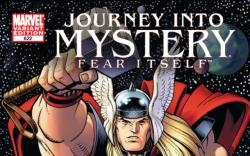 Journey Into Mystery #622 variant cover by Arthur Adams