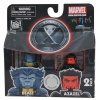 Beast and Azazel X-Men: First Class movie Minimates from Diamond Select Toys