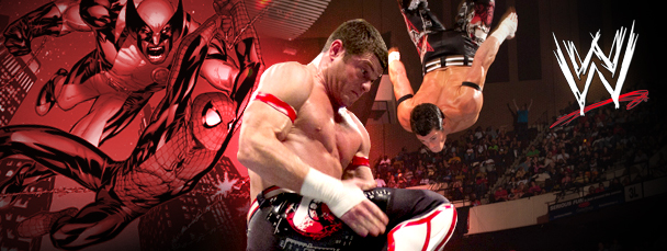 Fightin' Fanboys: WWE Superstar Evan Bourne