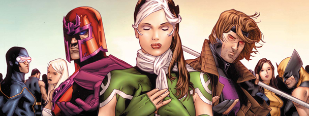 First Look: December X-Men Solicitations