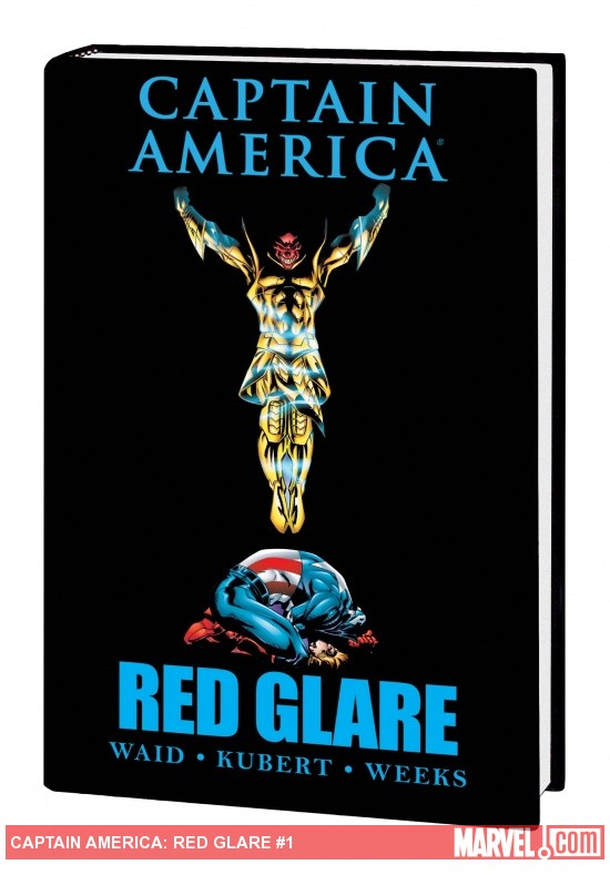 CAPTAIN AMERICA: RED GLARE PREMIERE HC