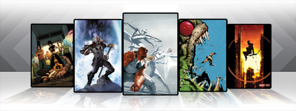 Marvel Comics App: Latest Titles 11/23/11