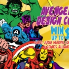 Enter Mighty Fine's Avengers Tee Design Contest