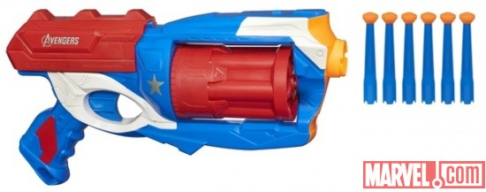 Marvel Avengers Captain America Blaster