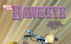 Hawkeye (2003) #2