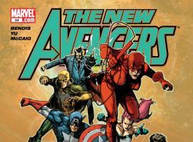 New Avengers (2004) #34