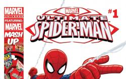 Marvel Universe ULTIMATE SPIDER-MAN (2011) #1