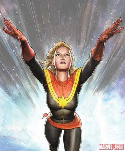 Captain Marvel Icon