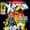 Uncanny X-Men (1963) #255 Cover
