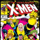 Uncanny X-Men (1963) #254 Cover