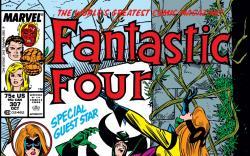 Fantastic Four (1961) #307 Cover