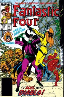 Fantastic Four (1961) #307