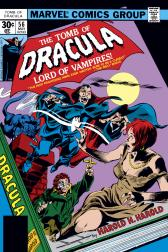 Tomb of Dracula #56 