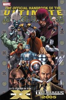 Official Handbook of the Ultimate Marvel Universe #2 Book 2 #1