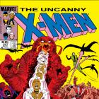 Uncanny X-Men (1963) #187 Cover