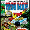 Iron Man (1968) #32 Cover