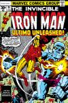 Iron Man (1968) #95 Cover