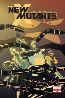 New Mutants (2010) #39