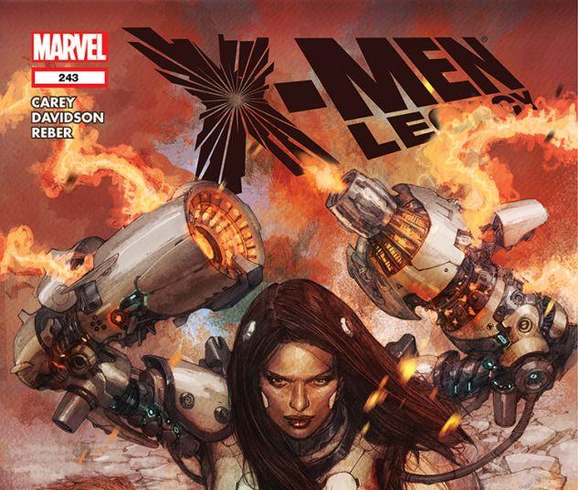 X-Men Legacy (2008) #243