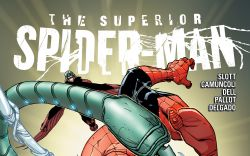 SUPERIOR SPIDER-MAN 12 (NOW, WITH DIGITAL CODE)