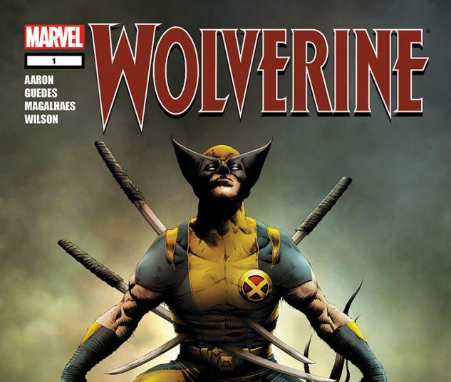 Wolverine (2010) #1