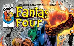Fantastic Four (1998) #37 Cover