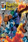Fantastic Four (1998) #37 Cover