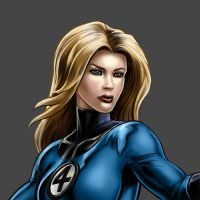 Invisible Woman (Marvel: Avengers Alliance)