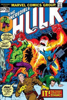Incredible Hulk (1962) #166