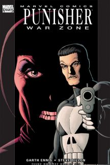 Punisher: War Zone (2008) #1