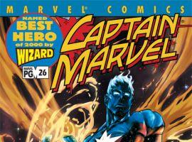 Captain Marvel (2000) #26
