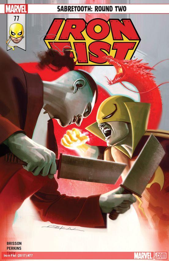 Iron Fist (2017) #77