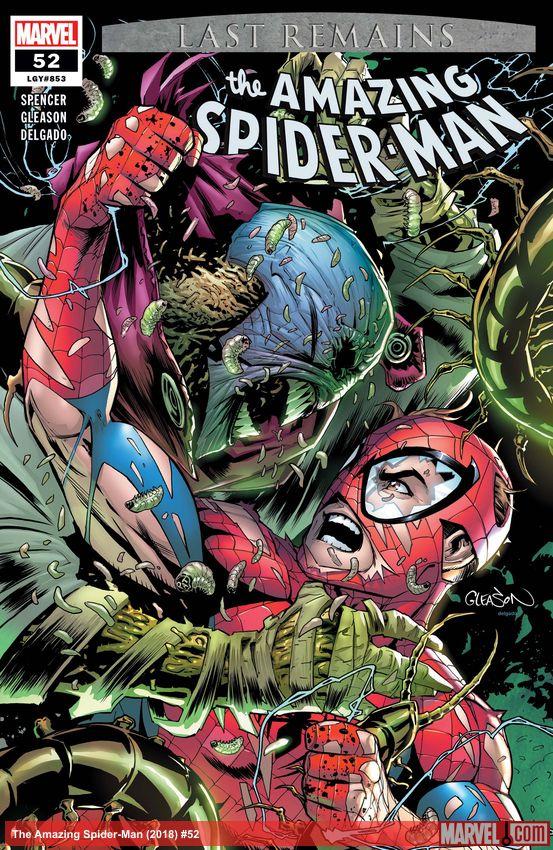 The Amazing Spider-Man (2018) #52