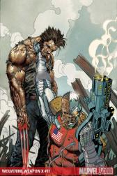 Wolverine Weapon X #11 