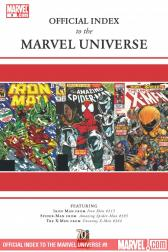 Official Index to the Marvel Universe #9