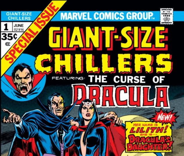 Giant-Size Chillers #1