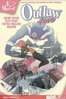 I (Heart) Marvel (2006) #4
