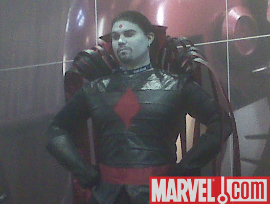 Costume Contest: Mr. Sinister