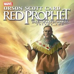 RED PROPHET: THE TALES OF ALVIN MAKER VOL. 2 HC #0