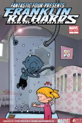 Fantastic Four Presents Franklin Richards #1